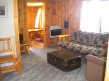 Cabin 1 Living room.web